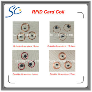 Customized Smart ID Card Coil pictures & photos