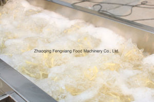 Stainless Steel Peach, Banana Chips Blanching Machine, Vegetable Blancher pictures & photos