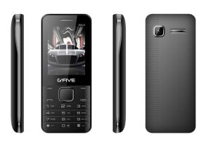 Gfive Solo Feature Phone with FCC, Ce, 3c