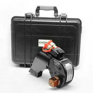 18 Months Quality Guarantee Square Drive Hydraulic Power Torque Wrench pictures & photos