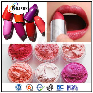 Wholesale Cosmetic Pearlescent Mica Powder for Lipstick Pigments pictures & photos