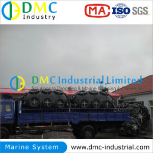 Ribbed Pneumatic Fenders with Raised Rib pictures & photos