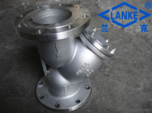 Stainless Steel 304 / 316L Y Type Strainers/ Filters pictures & photos