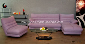 Modern Living Room Leather Sofa (SBL-520) pictures & photos