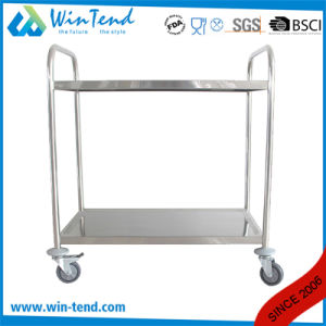 Multipurpose Factory Workshop Warehouse Hand Push Easy Moving Trolley for Industrial pictures & photos