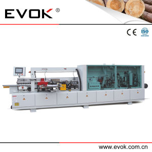 Good Quality Furniture Automatic Wood Door Edge Banding Machine Tc-80c pictures & photos