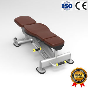 Multifunctional Flat Bench/Dumbbell Bench Fitness for Body Building pictures & photos