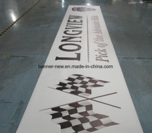 High Resolution Outdoor Double Side Printing Vinyl Banner Digital Printing pictures & photos