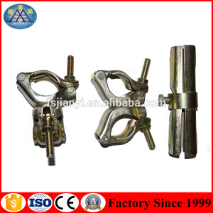 All Types Couplers Construction Accessories Scaffolding Swivel &Fixed & Beam Coupler pictures & photos