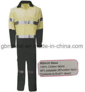 High Quality Workwear Mh418 Coveralls pictures & photos