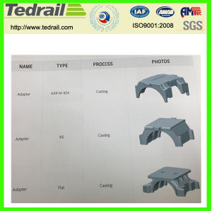 Casting Components for Bogie Assembly pictures & photos