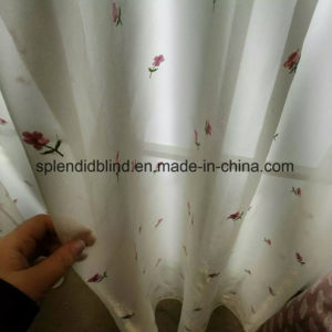 Wonderful Windows Blinds Fabric Windows Curtain Blinds pictures & photos