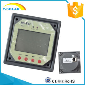 Remote Meter for Dual-Battery Solar Power Controller with LCD Display pictures & photos