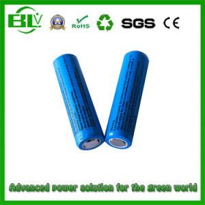 Recharger Product From China Supplier 18650 2200mAh Lithium Ion Battery pictures & photos