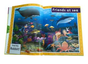 Hot Sales Hardcover Book Offset Printing pictures & photos