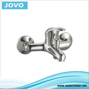 Zinc Body Single Handle Bathtub Mixer&Faucet Jv73302 pictures & photos