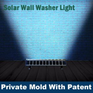 Advertising Solar Washer LED Light IP 65 pictures & photos