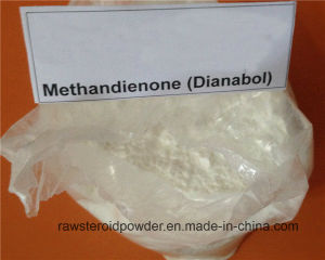 Oral Anabolic Steroids Dianabol / Metandienone Powder CAS 72-63-9 for Increasing Muscle Mass pictures & photos