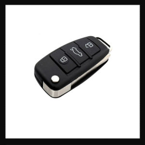 Remote Control with Key Folding Key Audi A6 pictures & photos