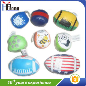 PU Stress Rugby / Stress Toy/Kids Toy pictures & photos