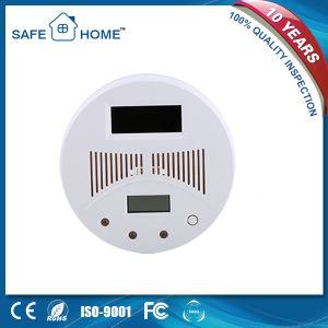 Solar Products Home Security Carbon Monoxide Detector Alarm LCD pictures & photos