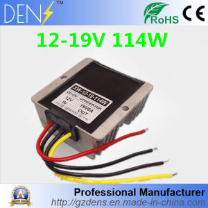 DC DC Step-up 12V to 19V 6A 95W Power Converter pictures & photos