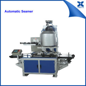 Automatic Seamer for 20L Drum Can Production Line pictures & photos