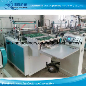 BOPP Wet Wipe Packaging Plastic Bag Making Machine pictures & photos