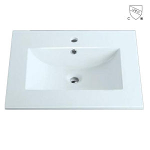 China Manufacture Bathroom Sanitary Basin Maunufacturer Cabinet Sink pictures & photos