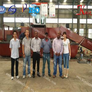 China Manufacturer Water Weed Harvester for Export pictures & photos