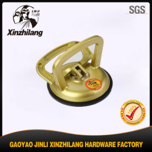 Shiny Gold Color Seleted Suction Cup Glass/Marble/Tile Lifter pictures & photos