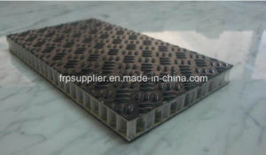 10mm, 12mm, 15mm, 20mm Anti Slip FRP Honeycomb Scaffold Panel pictures & photos