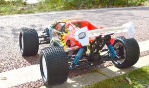 1/8 2.4GHz RC Hobby Toy Radio Control RC Nitro Car