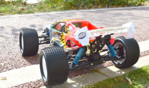 1/8 2.4GHz RC Hobby Toy Radio Control RC Nitro Car pictures & photos