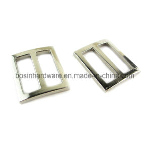 20mm Die Casting Square Ring Metal Slide Buckle pictures & photos