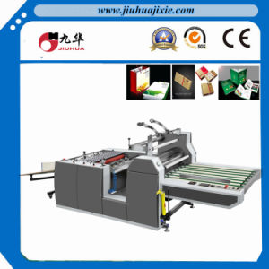 Fmy-D920 Semi-Auto Laminating Machine for Single Side Paper pictures & photos