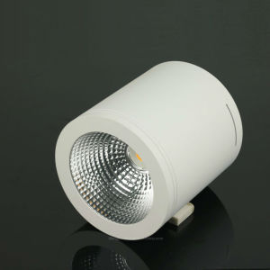 Surface Mounted LED Downlight COB with Aluminum Material pictures & photos