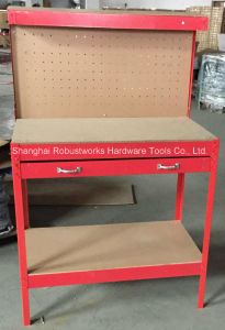 Heavy Duty Work Bench with Single Drawer (WB008) pictures & photos