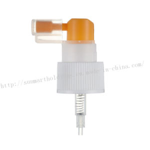 Corlorful PP Medicine Oral Sprayer Pump pictures & photos
