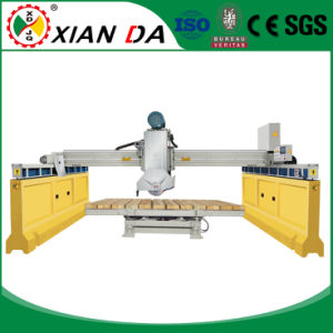 Zdqj-600 Laser Bridge Saw Stone Block Cutting Machine pictures & photos