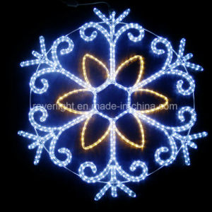 LED Decoration Snowflake Christmas Holiday Light pictures & photos