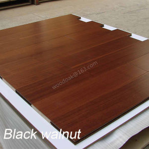 Engineered Wood Flooring Black Walnut Engineered Wood Flooring pictures & photos