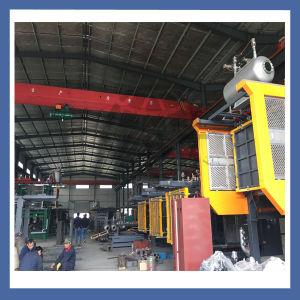 EPS High-Performance Automatic Vacuum Shape Moulding Machine/EPS Foam Machine/EPS Box Shape pictures & photos