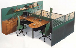 Modern Office Partition /Partition Wall /Workstation (NS-NW255) pictures & photos