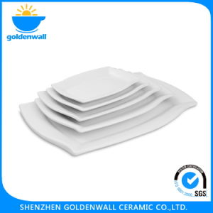 Ceramic Porcelain Dishes for Restaurant Serving pictures & photos