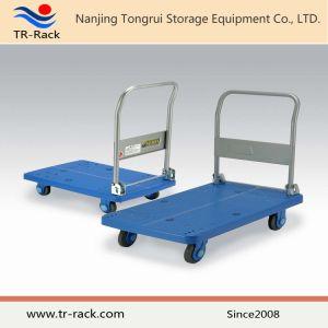 Medium Duty Hand Trolley for Medium Loading Capacity pictures & photos