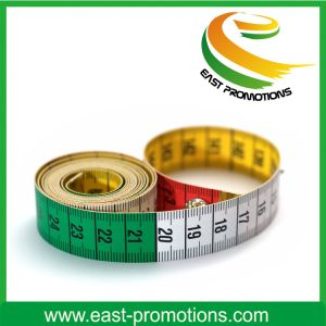 New Design Promotional PVC Fiberglass Sewing Mini Tape Measure pictures & photos