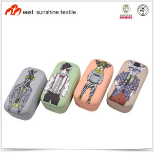High Quality Microfiber Hard Glasses Case pictures & photos