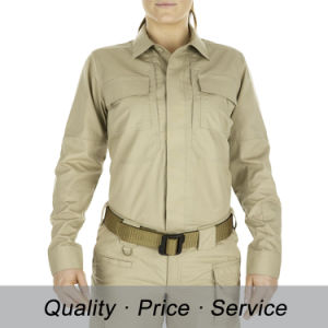 Cotton Women Security Shirt Professional Workwear pictures & photos