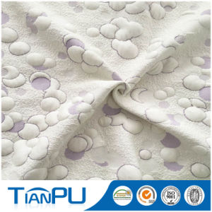 Nanoclean Treatment Polyester Kint Jacquard Fabric Made in China pictures & photos